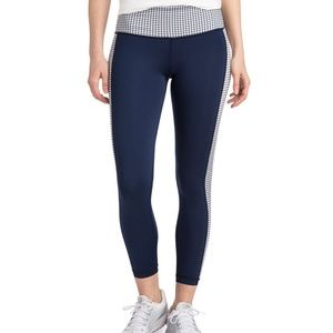 Vineyard vines small cropped gingham leggings